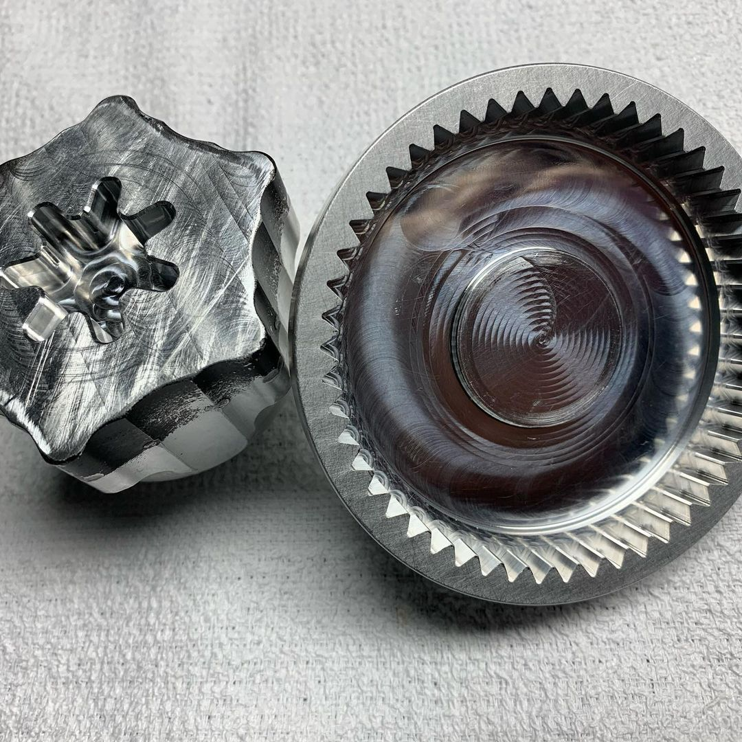 Top Quality Precision Metal Component Production
